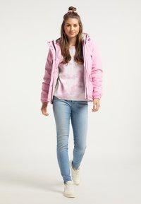 myMo - Winter jacket - rosa - 1