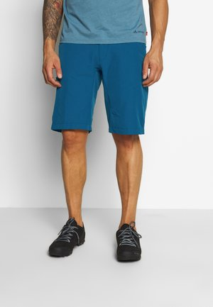 ME CYCLIST SHORTS - kurze Sporthose - baltic sea