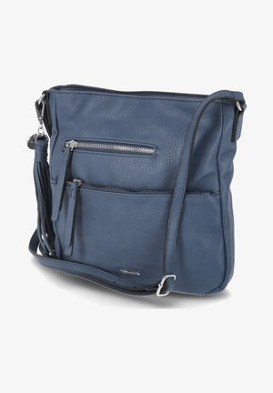 ADELE - Across body bag - blau