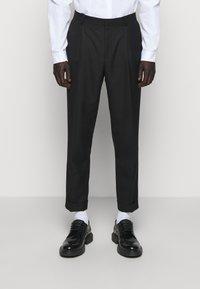 The Kooples - PANTALON SEUL - Trousers - black - 0