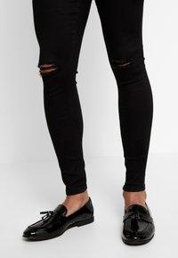 Kings Will Dream - LUMOR - Jeans Skinny Fit - black - 3