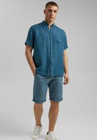 Esprit - Shirt - teal blue - 1