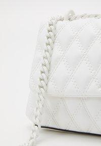 ALDO - RALISSI - Across body bag - bright white - 3
