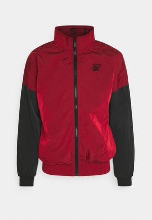 WINDRUNNER - Giacca leggera - red/black