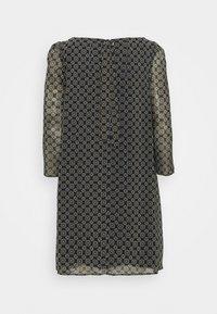 Claudie Pierlot - RIFIFIMEDAILLON - Shift dress - print fonce - 1