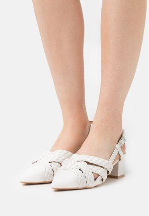 MALIBOO - Klassiske pumps - white