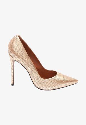 SIGNATURE - High heels - gold