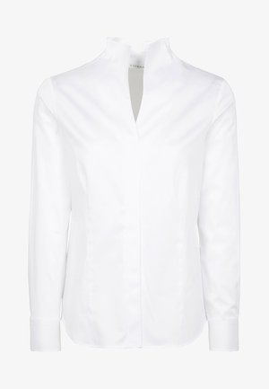 COMFORT FIT - Button-down blouse - white