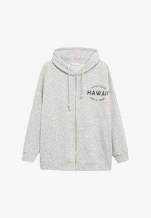 SURF - Sweater - gris chiné clair