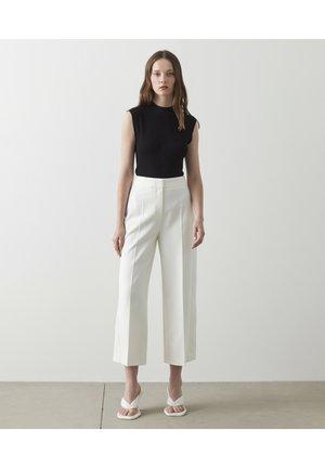 PANTS  - Broek - off white