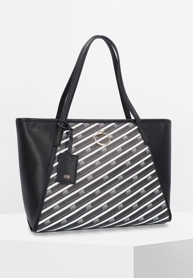 MONOGRAM - Shopping bag - black