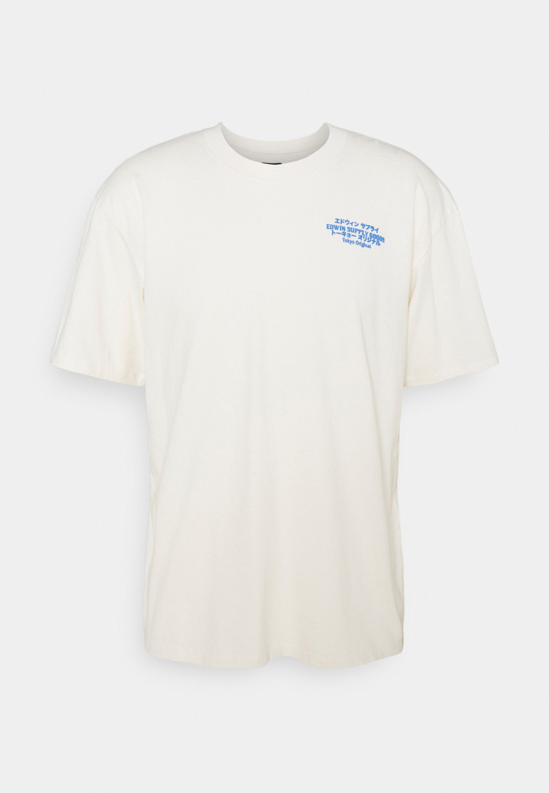 Women TOKYO ORIGINAL UNISEX - Print T-shirt - whisper white