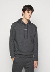 HUGO - DOLEY  - Sweatshirt - medium grey - 0