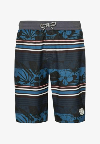 Swimming shorts - oxford blue