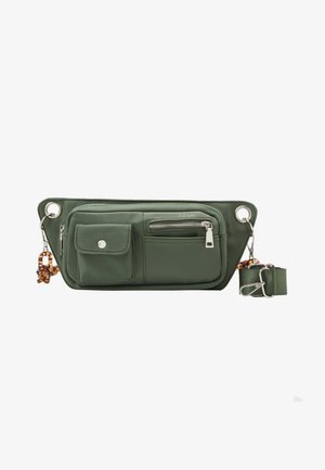 BRILLAY - Bum bag - dusty green