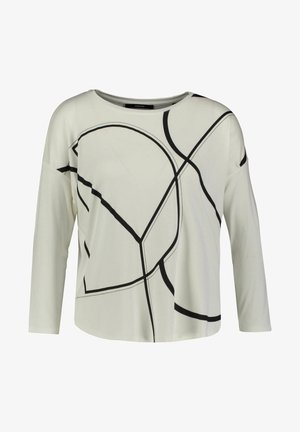 KOLARIO 3/4-ARM - Long sleeved top - offwhite