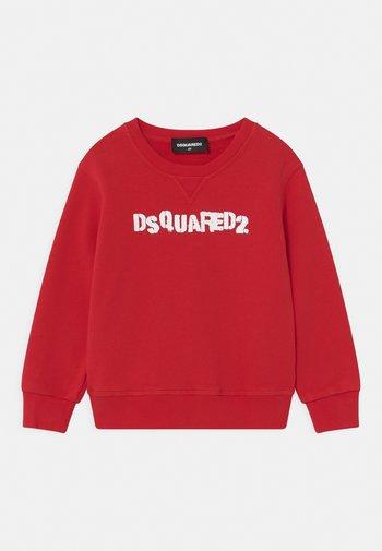 UNISEX - Sweatshirts - red
