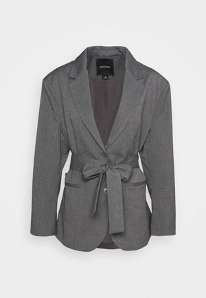 GABI - Short coat - grey