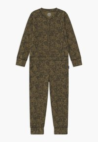 Claesen's - BOYS ONEPIECE - Pyjamas - khaki - 0