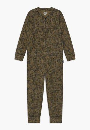BOYS ONEPIECE - Pyjamas - khaki
