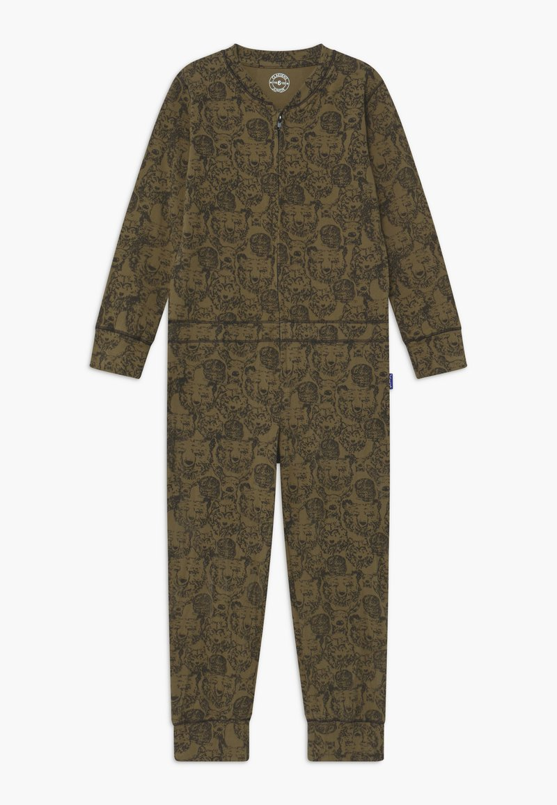 Claesen's - BOYS ONEPIECE - Pyjamas - khaki