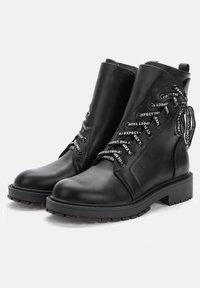 Betsy - Lace-up ankle boots - schwarz - 3