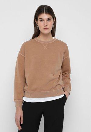 BASIC SKULL - Sweater - camel