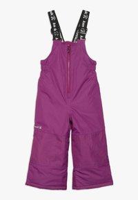 Kamik - WINKIESOLD - Spodnie narciarskie - berry - 0