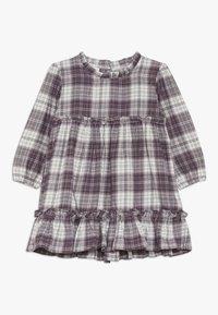 Name it - NMFSCARLET DRESS - Denní šaty - sea fog - 0