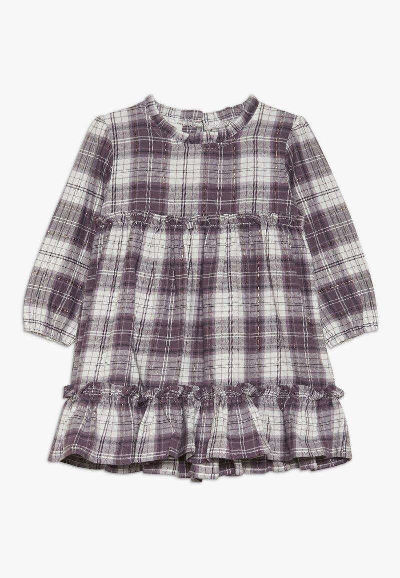 Name it - NMFSCARLET DRESS - Denní šaty - sea fog