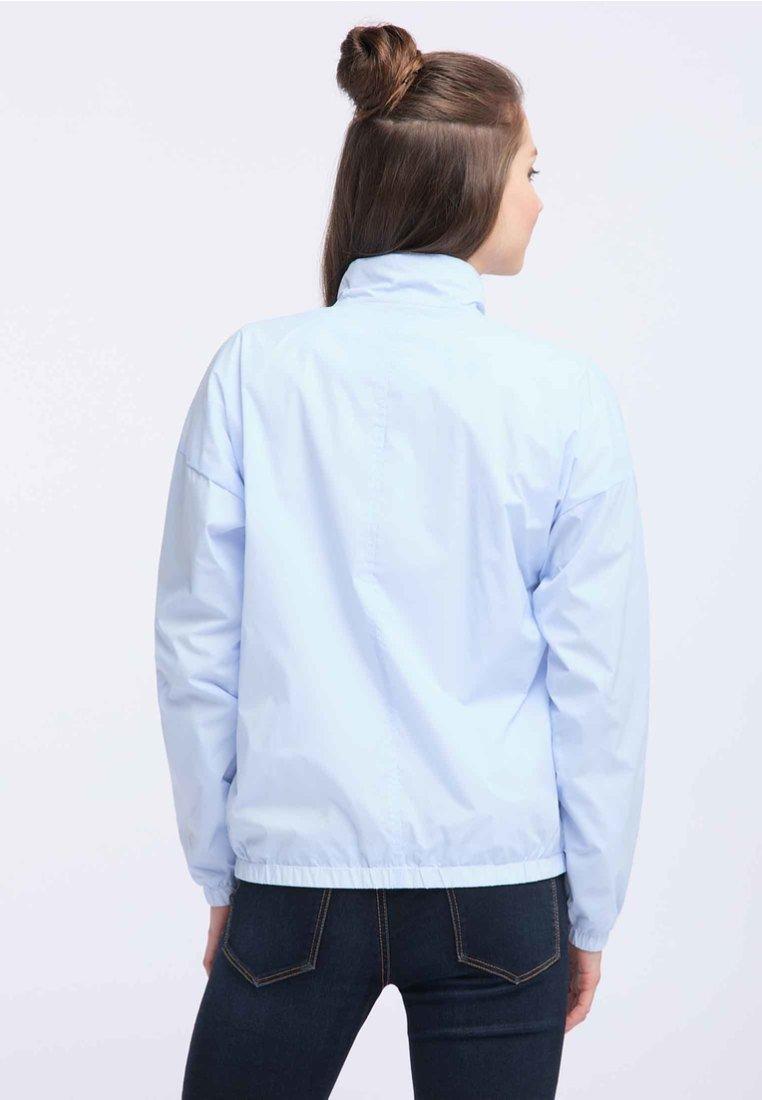 myMo Blouson Bomber - light blue - Vestes Femme 8SEcm