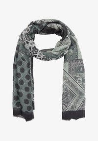 Soyaconcept - Scarf - green mix - 0
