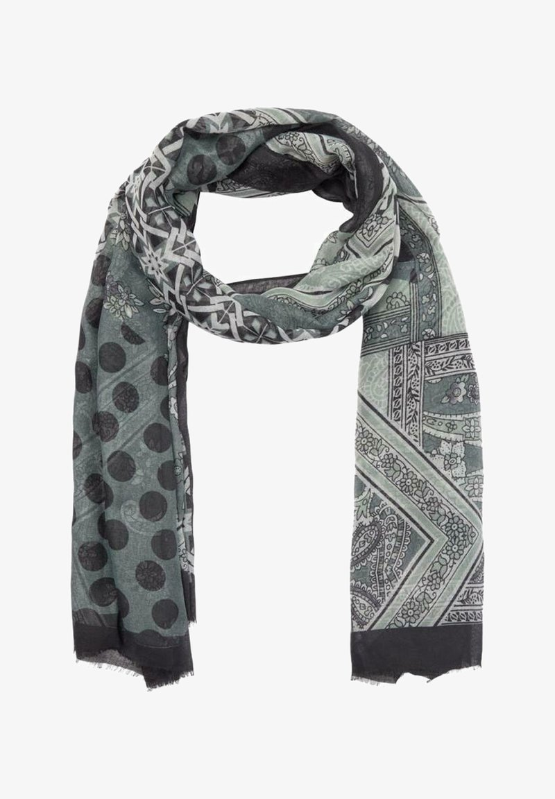 Soyaconcept - Scarf - green mix