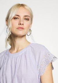 GAP - EYLT DRESS - Day dress - blue/white stripe - 4