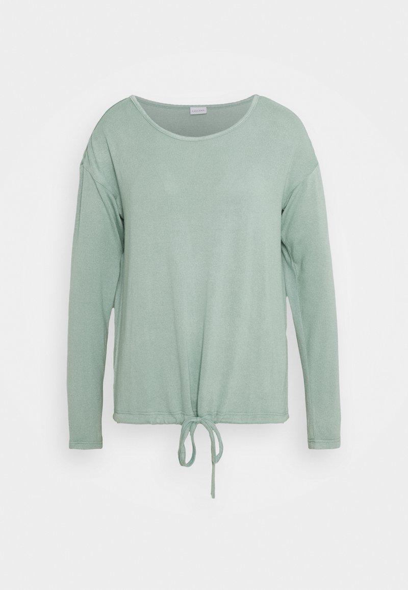 LASCANA - RELAX - Pyjama top - mint