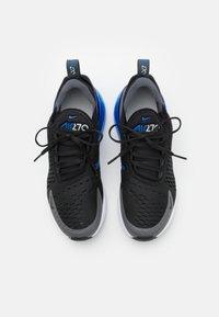 Nike Sportswear - AIR MAX 270 - Baskets basses - black/game royal/iron grey/white - 3