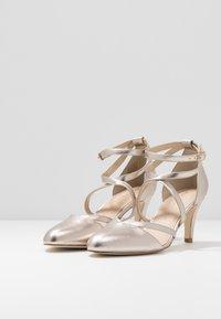Anna Field - LEATHER - Classic heels - beige - 3