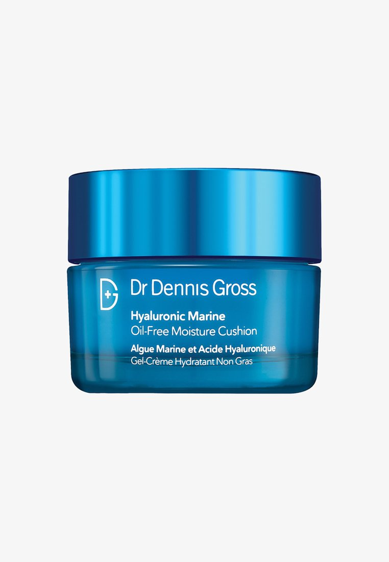 Dr Dennis Gross - HYALURONIC MARINE OIL-FREE MOISTURE CUSHION - Gesichtscreme - neutral
