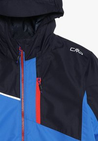 CMP - BOY JACKET FIX HOOD - Ski jacket - royal - 5