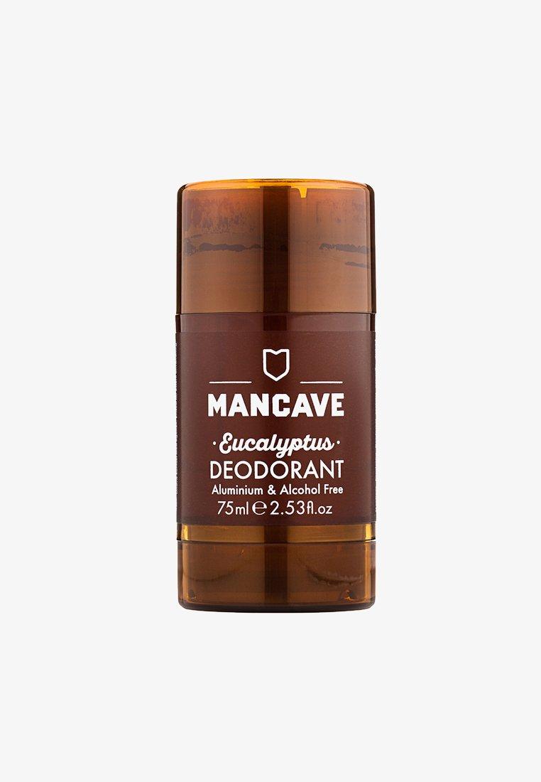 Man Cave - EUKALYPTUS DEODORANT - Deodorante - -