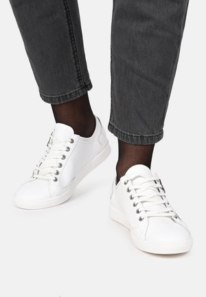 JESTER ZIP UP TRAINERS - Trainers - off-white