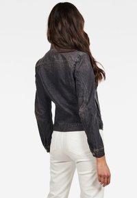 G-Star - ARC SLIM  - Denim jacket - black - 1