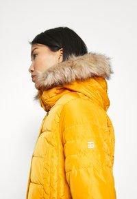 Esprit - JACKET - Winter jacket - brass yellow - 7