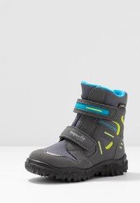 Superfit - HUSKY - Winter boots - grau/blau - 2