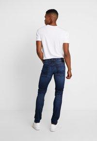 Replay - ANBASS HYPERFLEX CLOUDS - Jeans slim fit - dark blue - 2