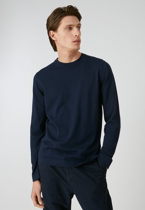 LAADO - Jumper - navy