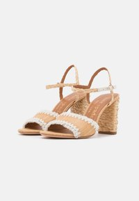 kate spade new york - OLIVIA - Sandály - natural/parch - 2