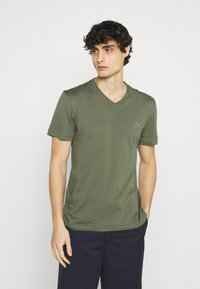 Lacoste - T-shirt - bas - tank - 0