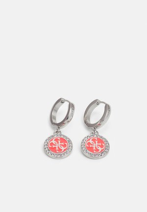 HOUR - Earrings - silver-coloured