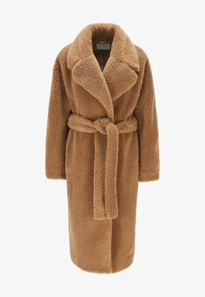 Classic coat - light brown